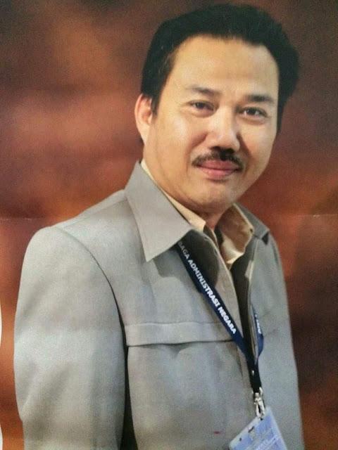 Karismatik Seorang Pemimpin Terpancar Diwajah Bakal Calon Bupati Kabupaten Way Kanan Pada Pemilihan Umum Kepala Daerah