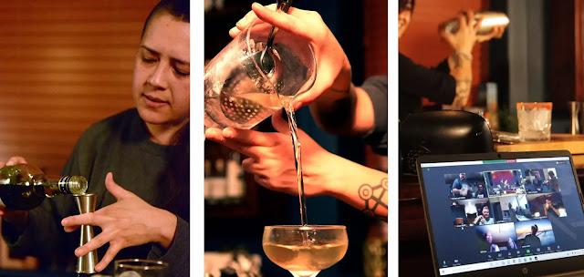 11- Mezcal & Tequila Cocktail Masterclass