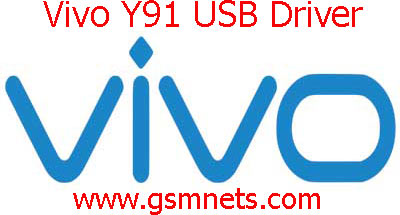 Vivo Y91 USB Driver Download