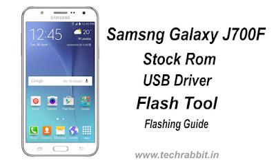 Samsung Galaxy J7 Firmware