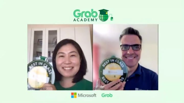GrabAcademy equips drivers, delivery-partners