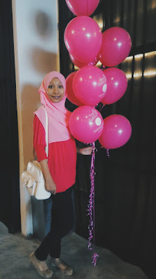 Pink Party Bersama Althea Turns1