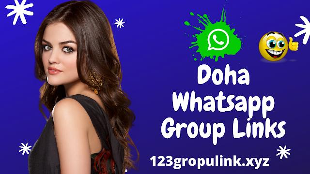 Join 700+ doha whatsapp group link