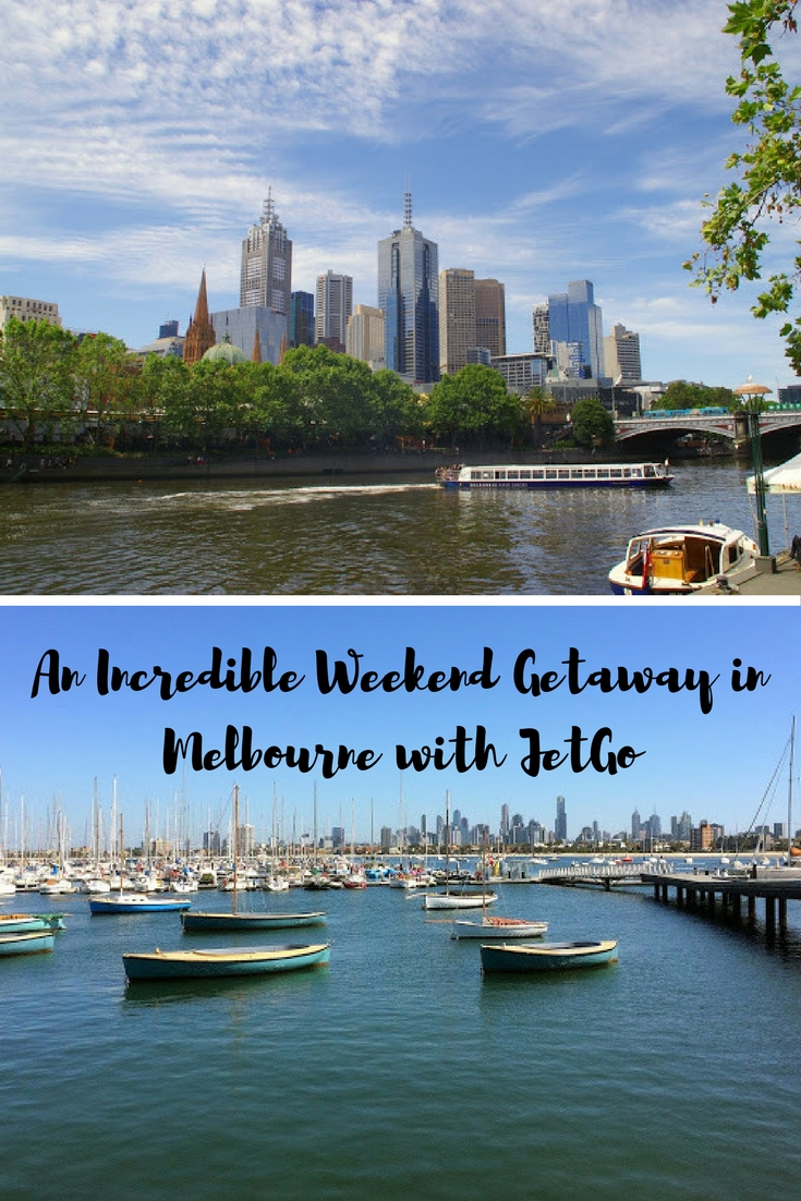 A Weekend Getaway in Melbourne with JETGO Australia