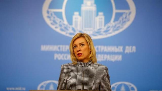 Rusia rechaza alegatos de CNN sobre provisión de armas a Talibán