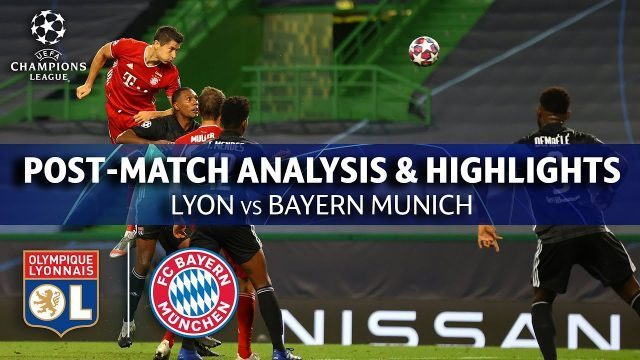 Lyon vs Bayern Munich 0–3 Highlights Liga Champions