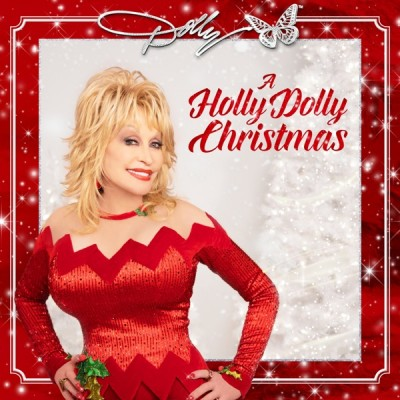 Dolly Parton - A Holly Dolly Christmas (2020) - Album Download, Itunes Cover, Official Cover, Album CD Cover Art, Tracklist, 320KBPS, Zip album