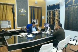 matric-exam-jharkhand-with-cctv