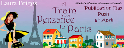 French Village Diaries book review A Train from Penzance to Paris by Laura Briggs