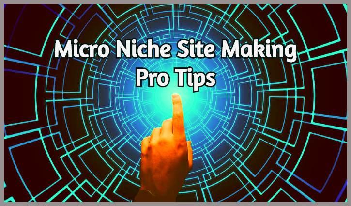 Micro-Niche-Site-Making-Pro-Tips
