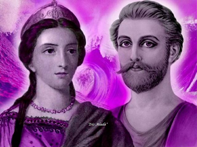 Resultado de imagen de SAINT GERMAIN Y LADY PORTIA