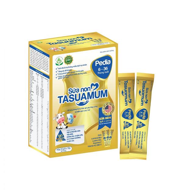 Sữa non Tasuamum