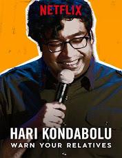 pelicula Hari Kondabolu: Warn Your Relatives (2018)