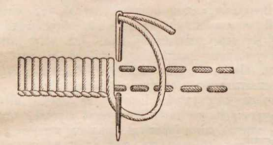 петельный шов