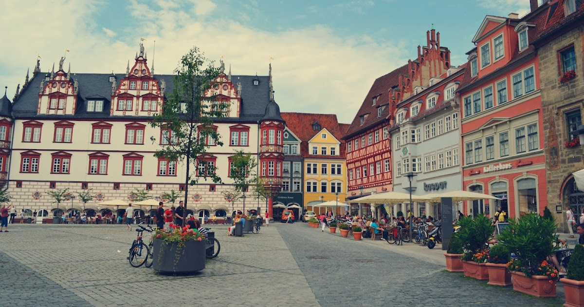 We Took The Road Less Traveled Coburg Germany
