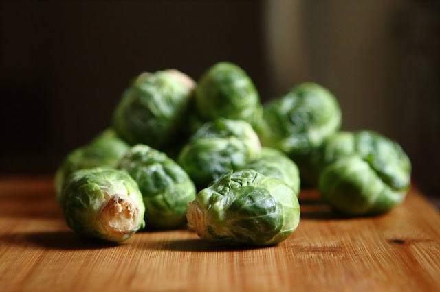 Brussels sprouts.Photo by Keenan Loo on Unsplash