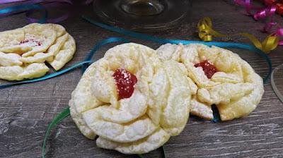 Kako se rade savršene Kroštule ▪️ How to make perfect Sweet Fritters