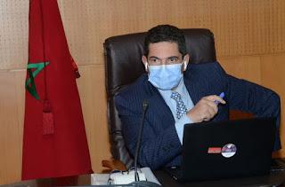 وزير التربية الوطنية والتكوين المهني والتعليم العالي والبحث العلمي