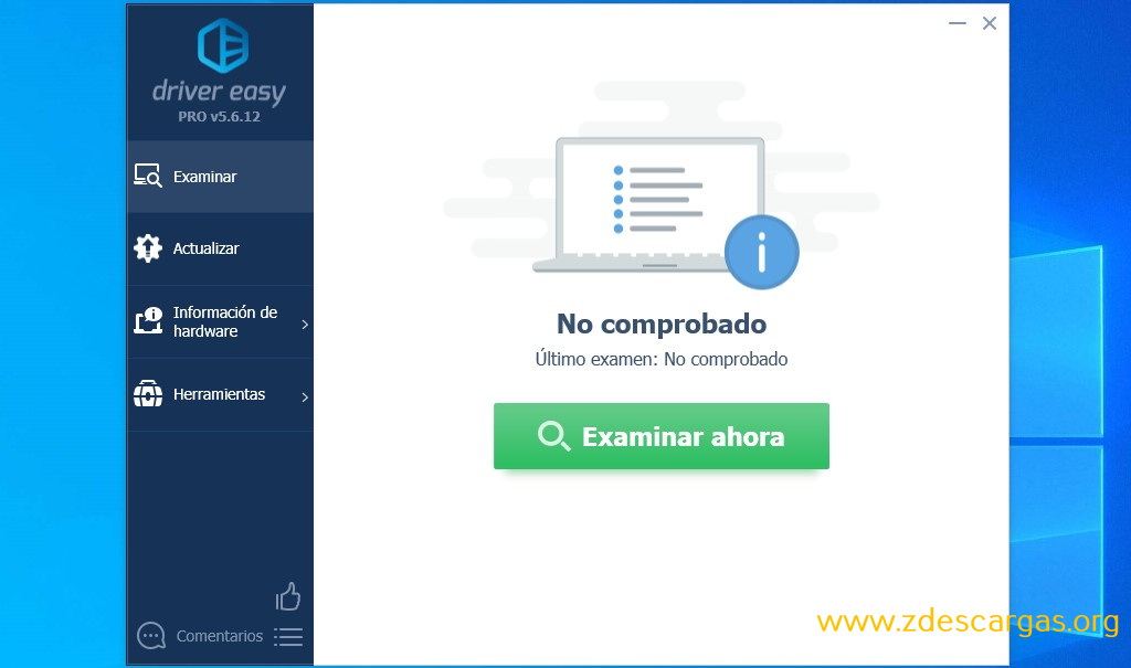 Driver Easy Professional Full Español