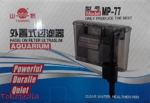 Kisaran Harga Filter Aquarium Air Tawar