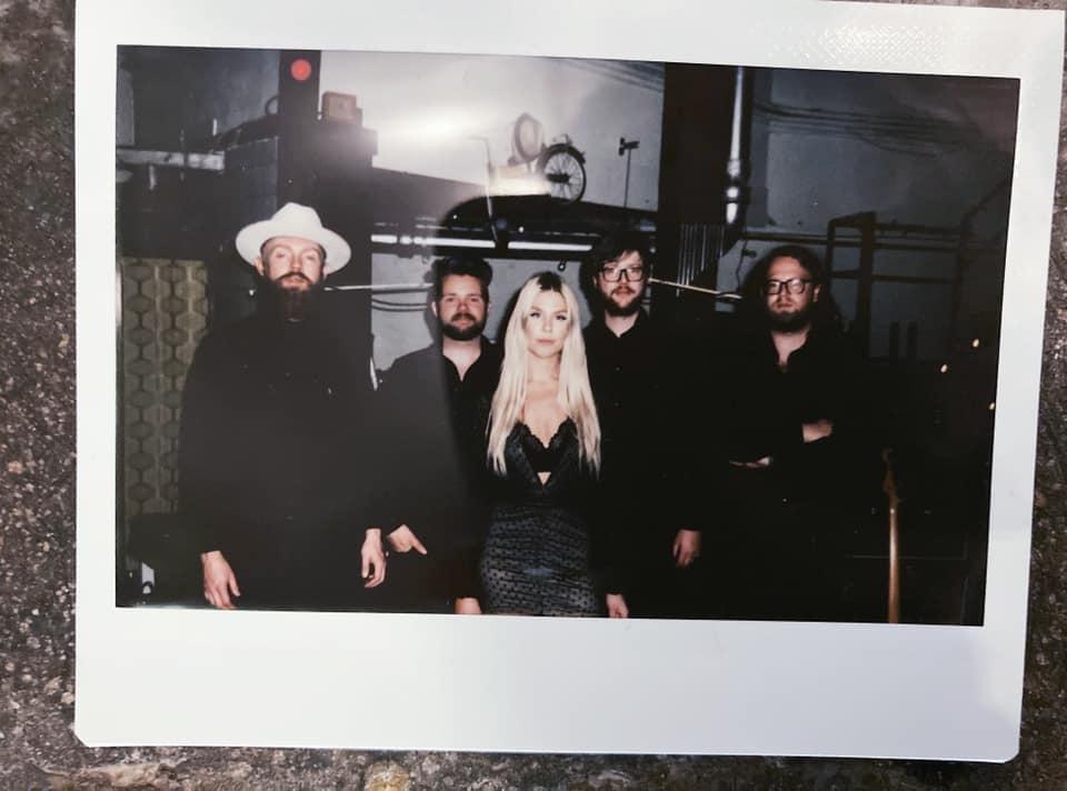 Louise Lemón Photo band