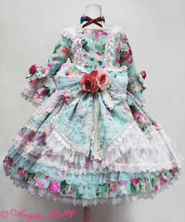 Mintyfrills kawaii cute lolita fashion dress sweet new release