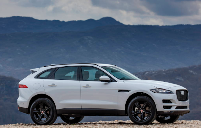 Jaguar F-Pace SUV 2017 Price, Review, Interior and Exterior