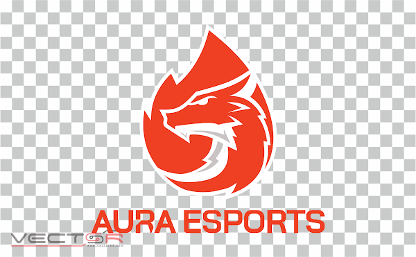 AURA Esports Logo - Download Vector File PNG (Portable Network Graphics)
