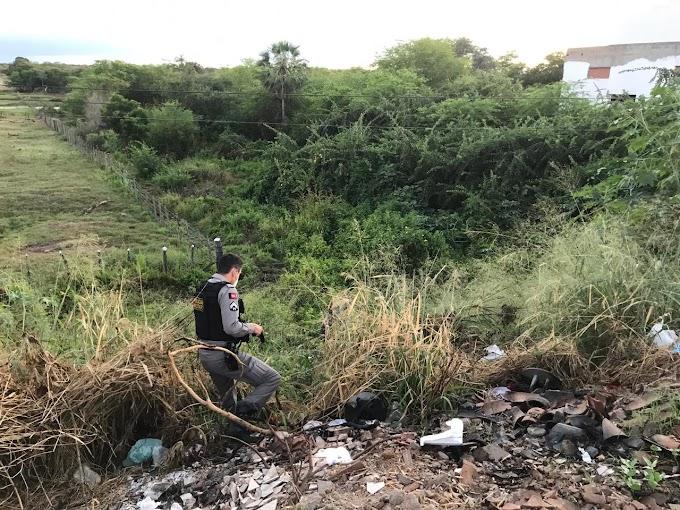 Bandidos armados roubam 15 mil reais de depósito no bairro dos Remédios em Cajazeiras, bandidos atiraram na PM durante fuga