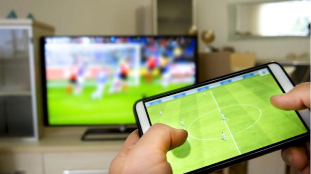 Smartphone ke Smart TV