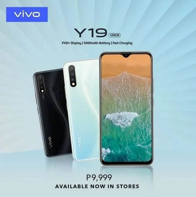 DEAL ALERT: Vivo Y19 with Octa-Core Chip, 4GB RAM, and 5,000mAh Battery on SALE this 12.12 for Only Php9,406