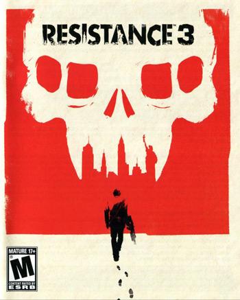 تحميل لعبة Resistance 3