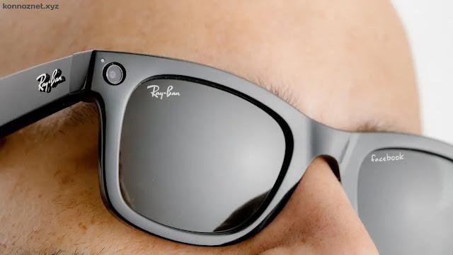 نظارات Ray Ban الذكية من Facebook