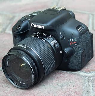 Kamera Canon KISS X5 Series di Malang