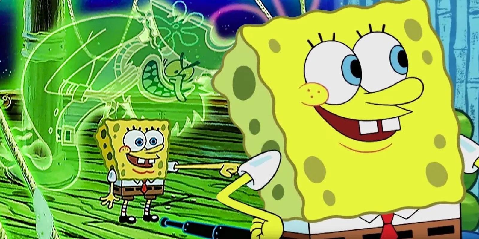 "SpongeBob SquarePants' Hilarious Scene Change That Fixed A ""Too Scary"" Episode"