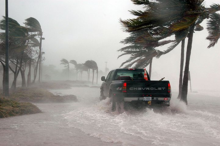Comprehensive Car Insurance Policy offers protection against loss in any natural calamity