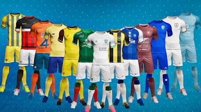 لكل قميص قصة : كيف اختارت الأندية السعودية ألوانها؟