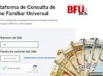 WWW.BFU.GOB.PE ▷ LINK para consultar el Segundo Bono Universal