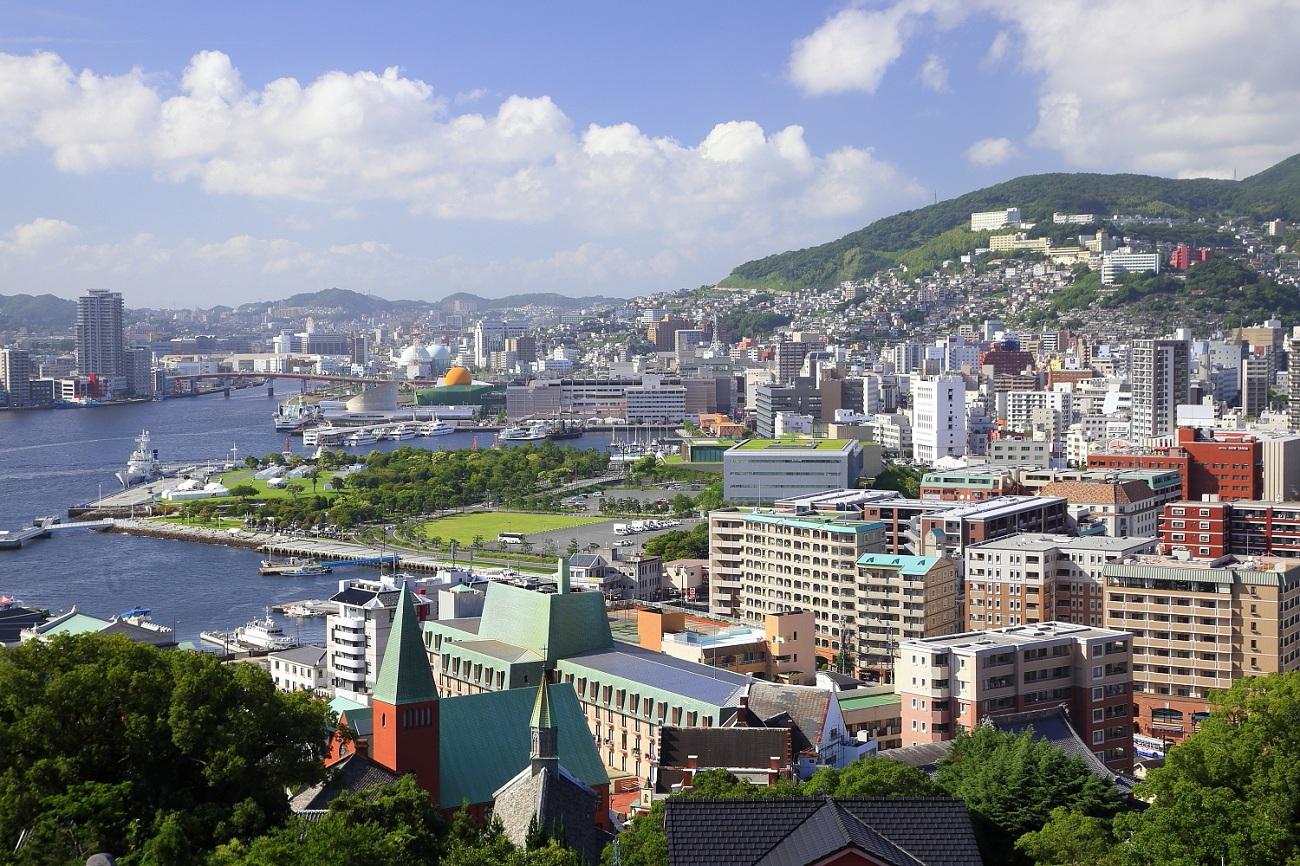 Vacation Travel Guide Nagasaki