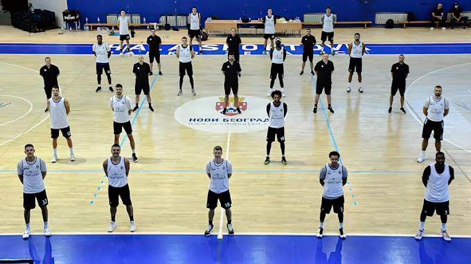 KK Partizan zakazao šest kontrolnih utakmica