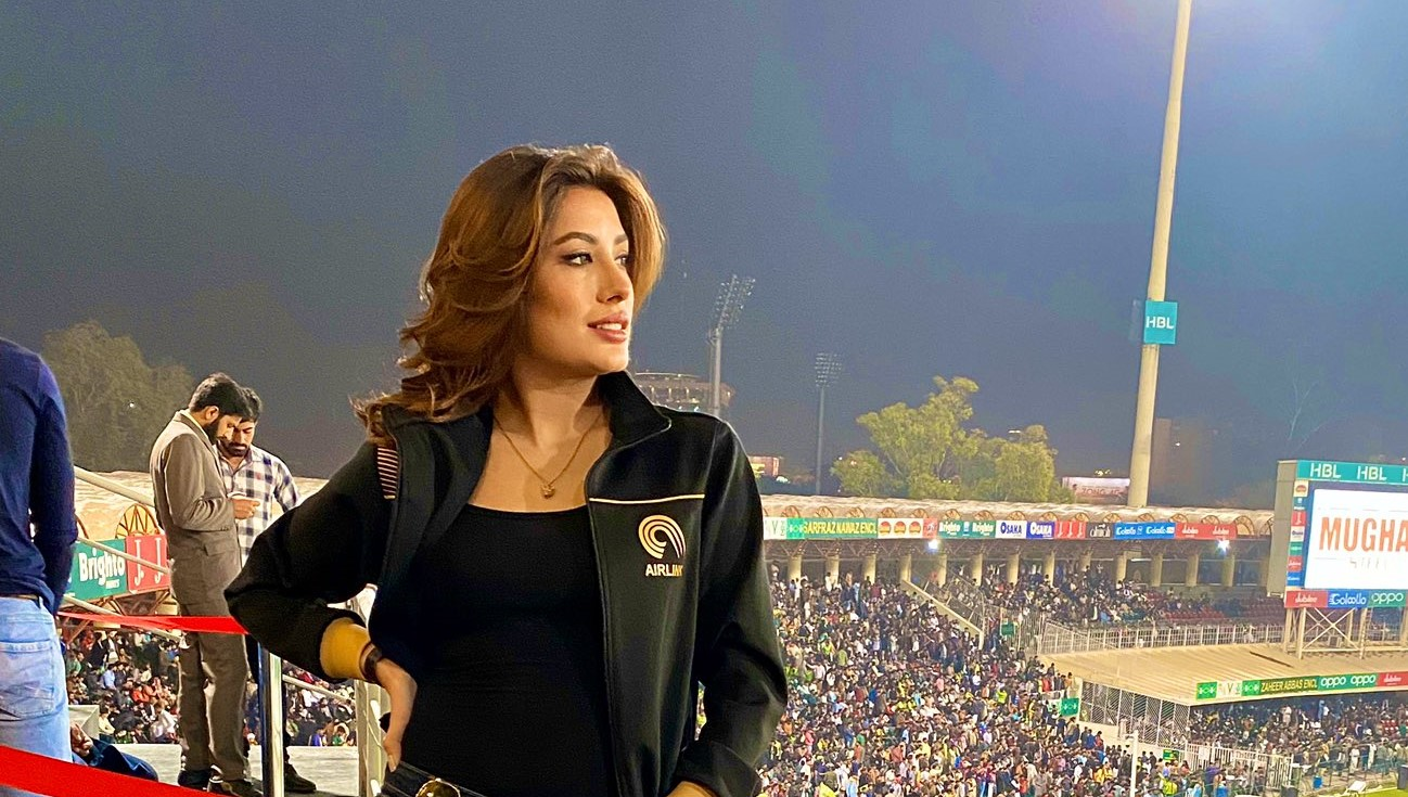 Mehwish Hayat to be a part of BBC show produced by Angelina Jolie