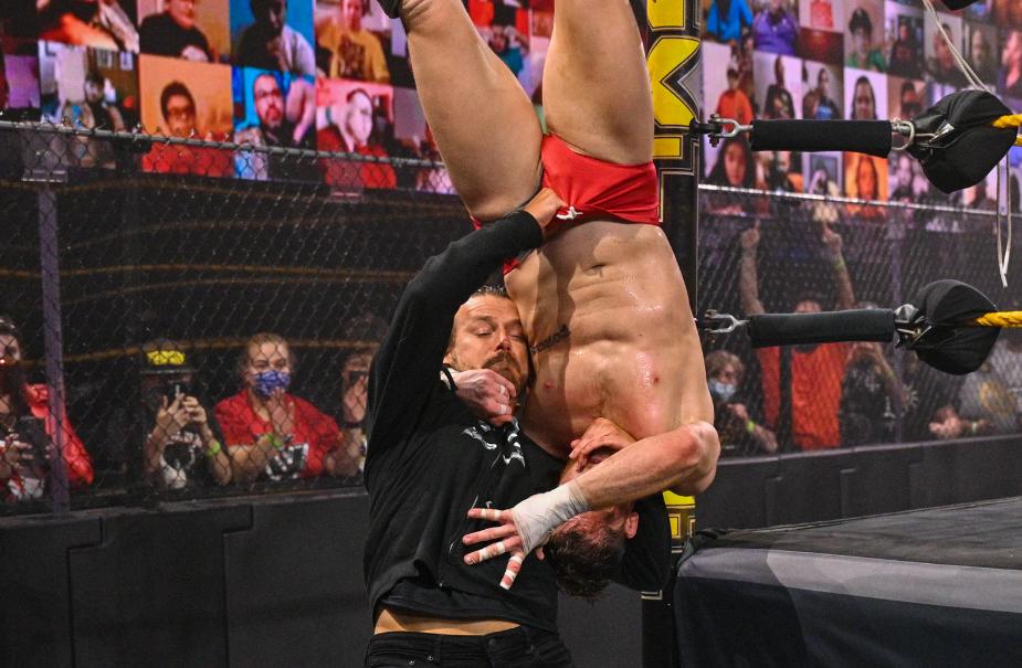 Kyle O'Reilly pode ter se lesionado durante o último NXT