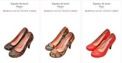 zapatos tacon dogo