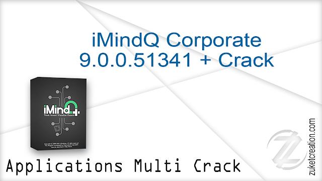 iMindQ Corporate 9.0.0.51341 + Crack  |  119 MB