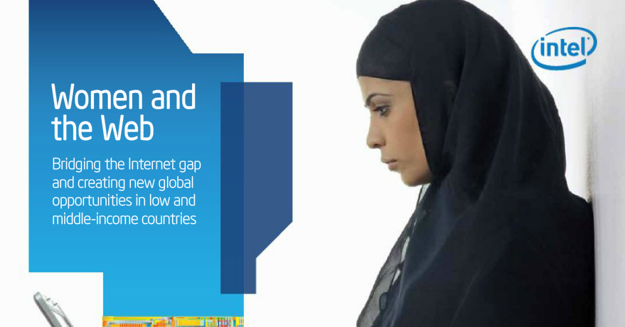 Femmes et Internet