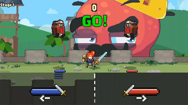 Hair Dash Android Game