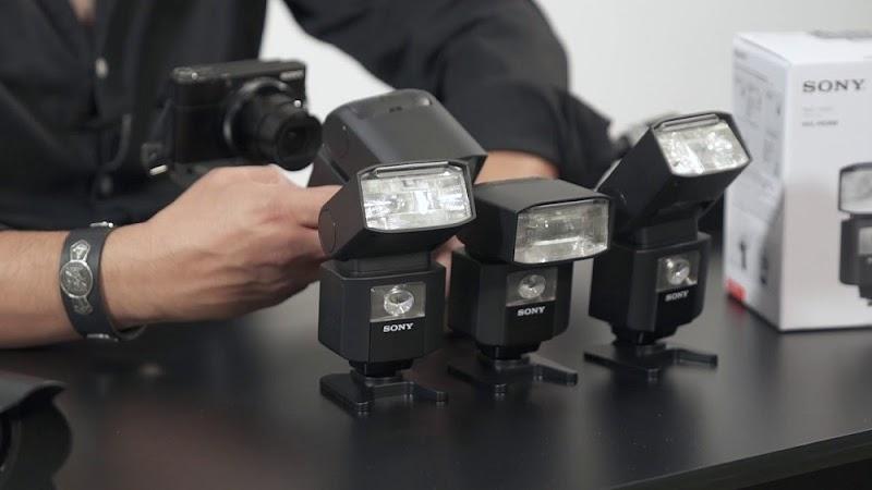 Sony HVL F45RM, Flash Eksternal Kamera Berkualitas Harga Terjangkau