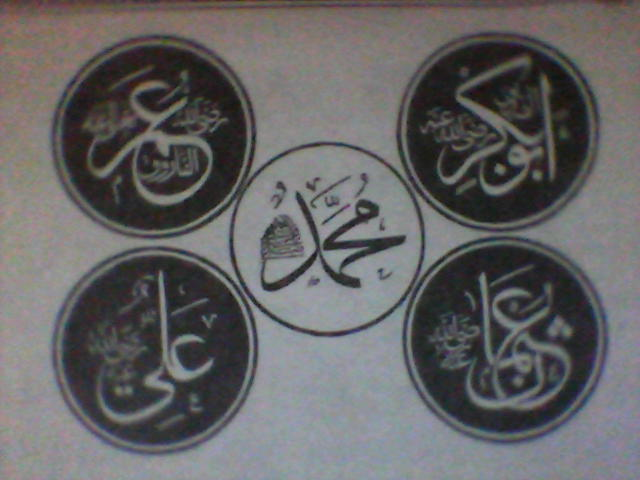 Hidup Harus Bermakna Kaligrafi Arab Online
