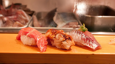 Dai Sushi Tokyo (wisata kuliner Jepang)