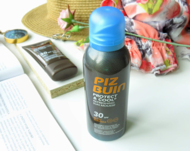 saveonbeauty_piz_buin_protect_cool_refreshing_sun_mousse_review